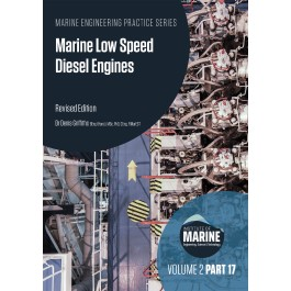 MEP Series: Volume 2 Part 17: Marine Low Speed Diesel Engines